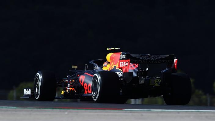 Viernes en Portugal - Red Bull: cada vez más cerca de Mercedes