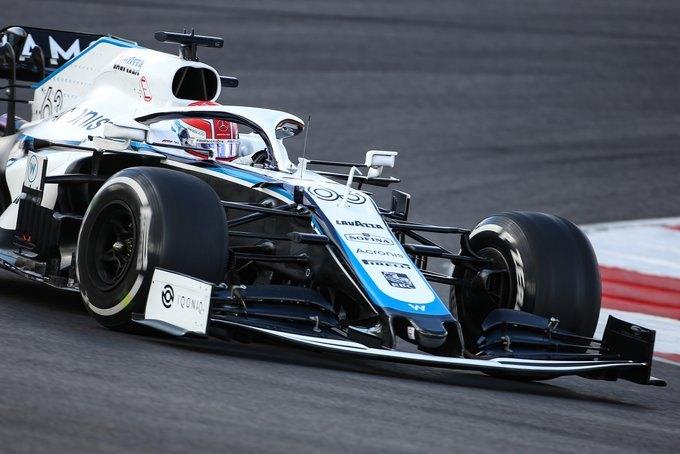 Viernes en Portugal – Williams completa su sesión de trabajo