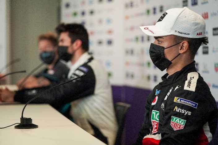 #PreSeasonTesting de Fórmula E: Pilotos y jefes de equipo en la conferencia del domingo