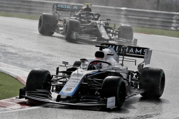 """Domingo en Turquía – Williams: """"Ninguno de los dos hemos podido encontrar el límite"""""""