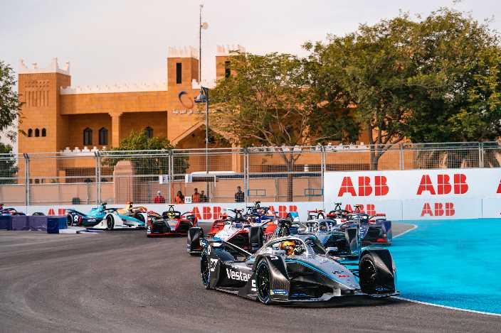 Ad Diriyah será la primera carrera nocturna de la Fórmula E