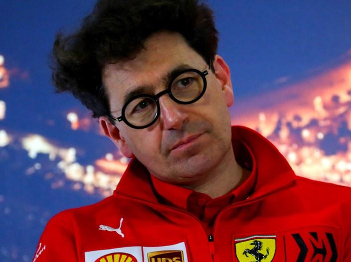 Binotto asegura que su relación con Wolff no va más allá de la rivalidad deportiva