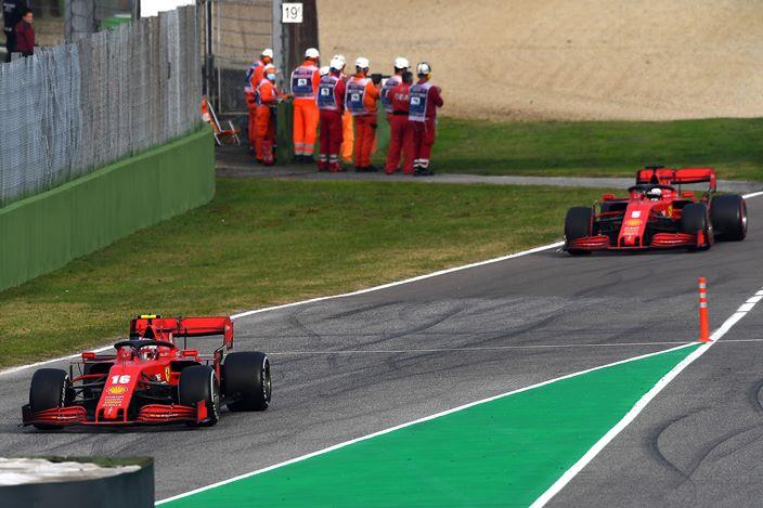 """Binotto, negativo con el top 3 de Ferrari: """"Será muy difícil"""""""