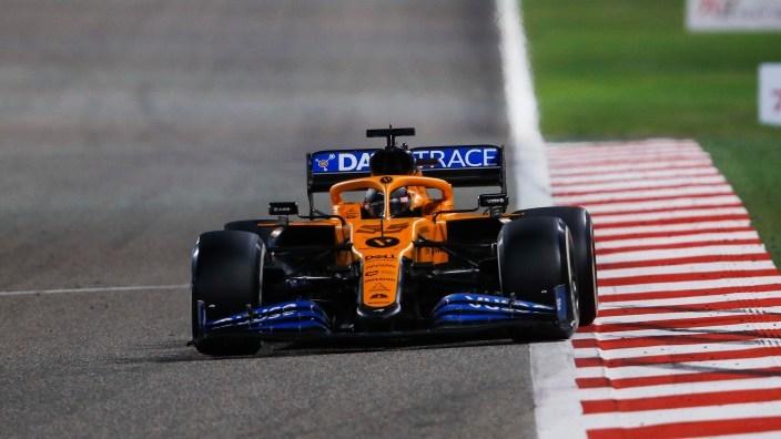 Domingo en Baréin - McLaren se lleva un botín de puntos con una gran remontada de Sainz