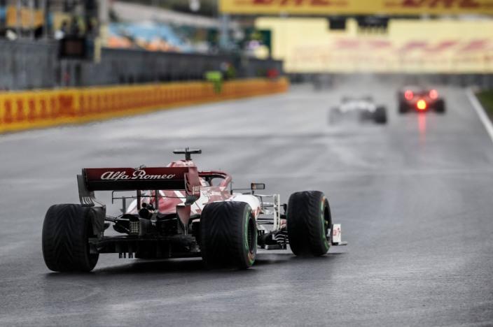 Domingo en Turquía - Alfa Romeo, incapaz de convertir la gran clasificación de ayer en puntos