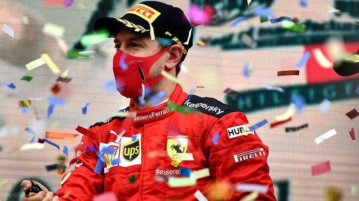 Domingo en Turquía – Ferrari finaliza tercero y cuarto en su mejor resultado de la temporada