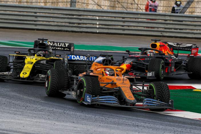 Domingo en Turquía – McLaren: el talento dando puntos