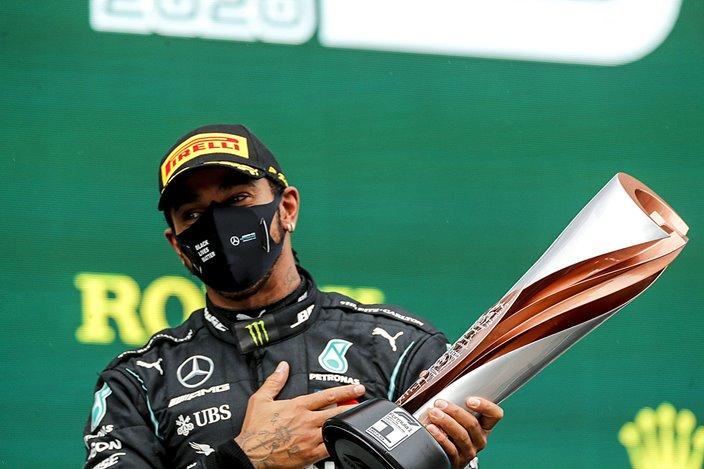 Domingo en Turquía – Mercedes: Hamilton logra su séptimo título mundial