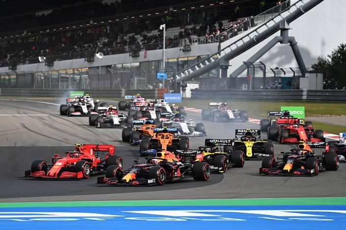 La F1 visitará Arabia Saudita en 2021