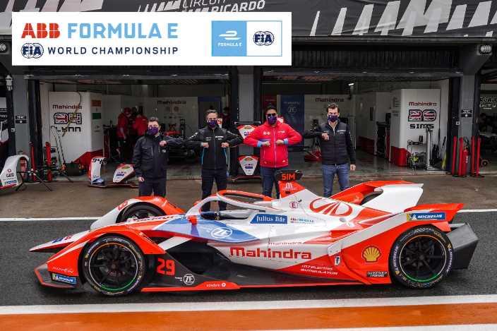 Mahindra Racing anuncia su compromiso con la era Gen3 de Fórmula E