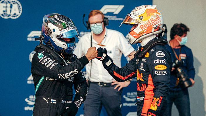 Mercedes, preocupado por el ascenso de Red Bull en 2021
