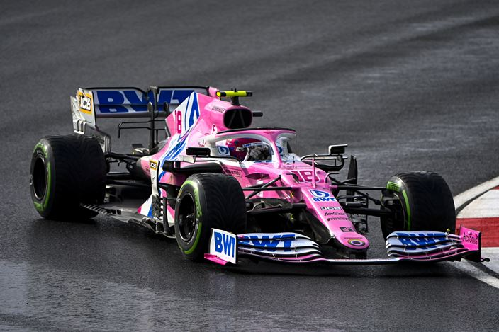 Racing Point explica la pérdida del ritmo de Stroll durante el GP de Turquía