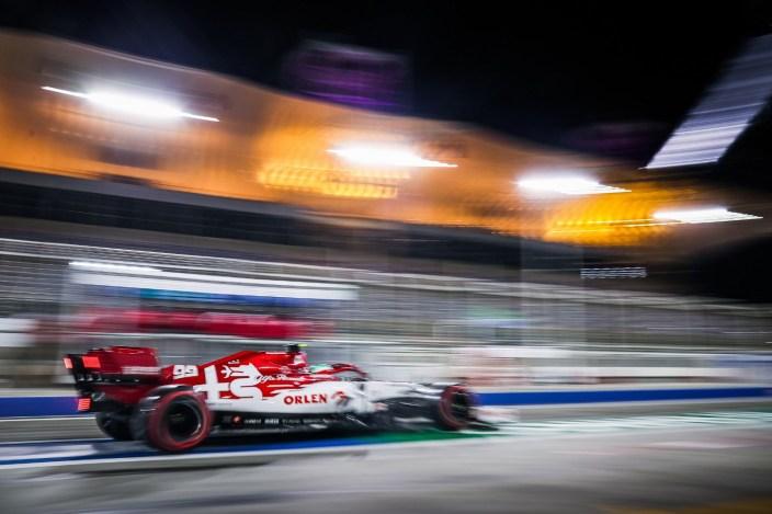 Sábado en Baréin - Alfa Romeo protagoniza una mala clasificación en Sakhir