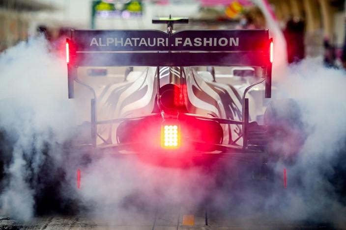 Sábado en Baréin – AlphaTauri confirma las buenas sensaciones con ambos coches en Q3