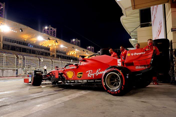Sábado en Baréin – Ferrari iniciará desde la sexta fila