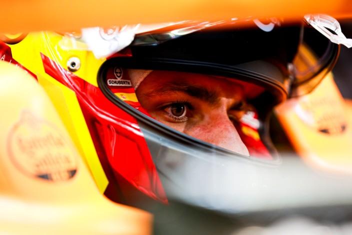 Sábado en Baréin - McLaren realiza una mala clasificación con Norris noveno y Sainz con un fallo mecánico