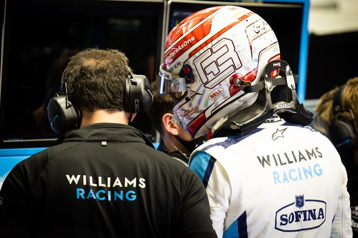 Sábado en Baréin – Williams, de nuevo en Q2 gracias a Russell