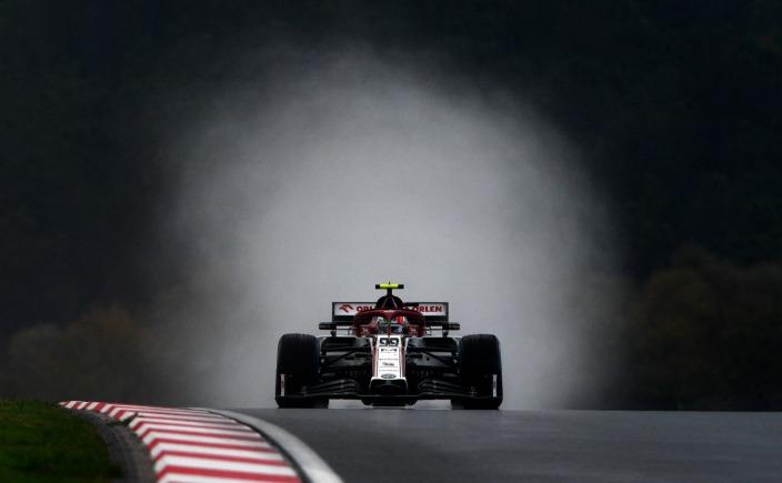 Sábado en Turquía - Alfa Romeo mete los dos coches en la Q3 con una actuación estelar