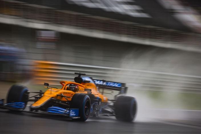 Sábado en Turquía – McLaren: bajo el agua solo alcanzaron la Q2