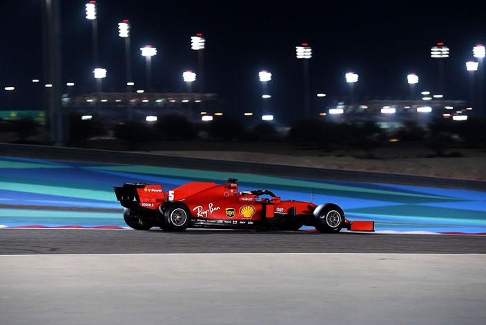 Viernes en Baréin – Ferrari: fuera del top 10
