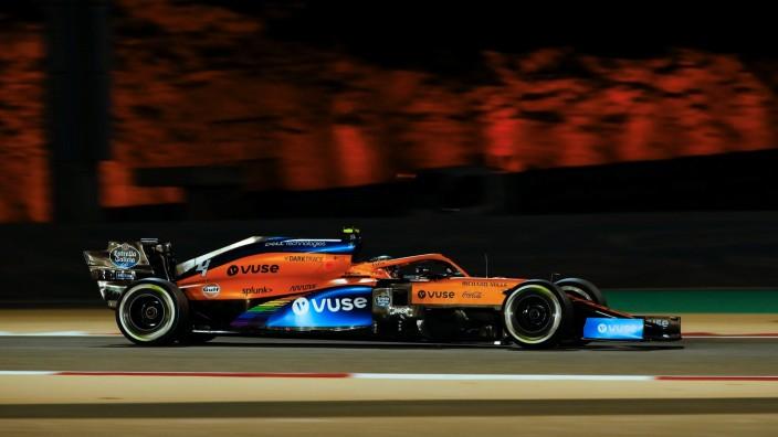 Viernes en Baréin - McLaren, al acecho del tercer lugar en el campeonato de constructores