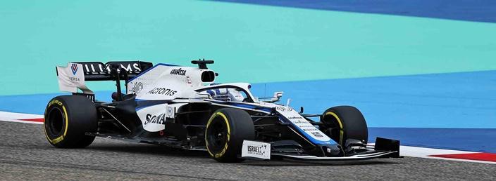 Viernes en Baréin - Williams: Nissany toma de nuevo los mandos del monoplaza en la FP1