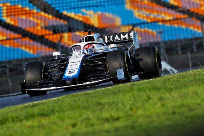 Viernes en Turquía - Williams completa una difícil jornada de viernes