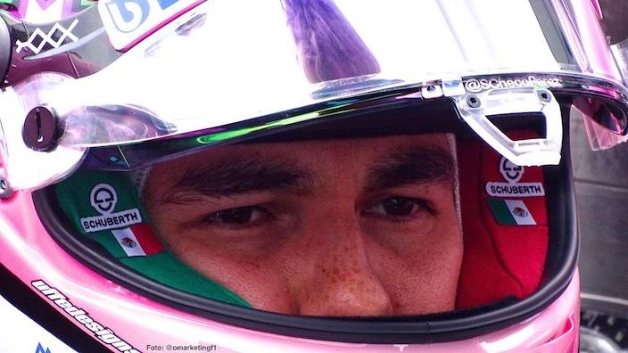 Continúa la incertidumbre sobre futuro de Sergio Pérez en F1