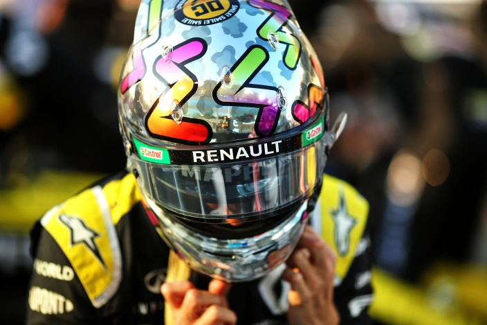"Domingo en Abu Dabi – Renault: ""Merci beaucoup"""