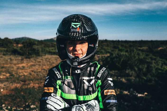 Jamie Chadwick conversa en exclusiva sobre Extreme E y el X-Prix de la Patagonia