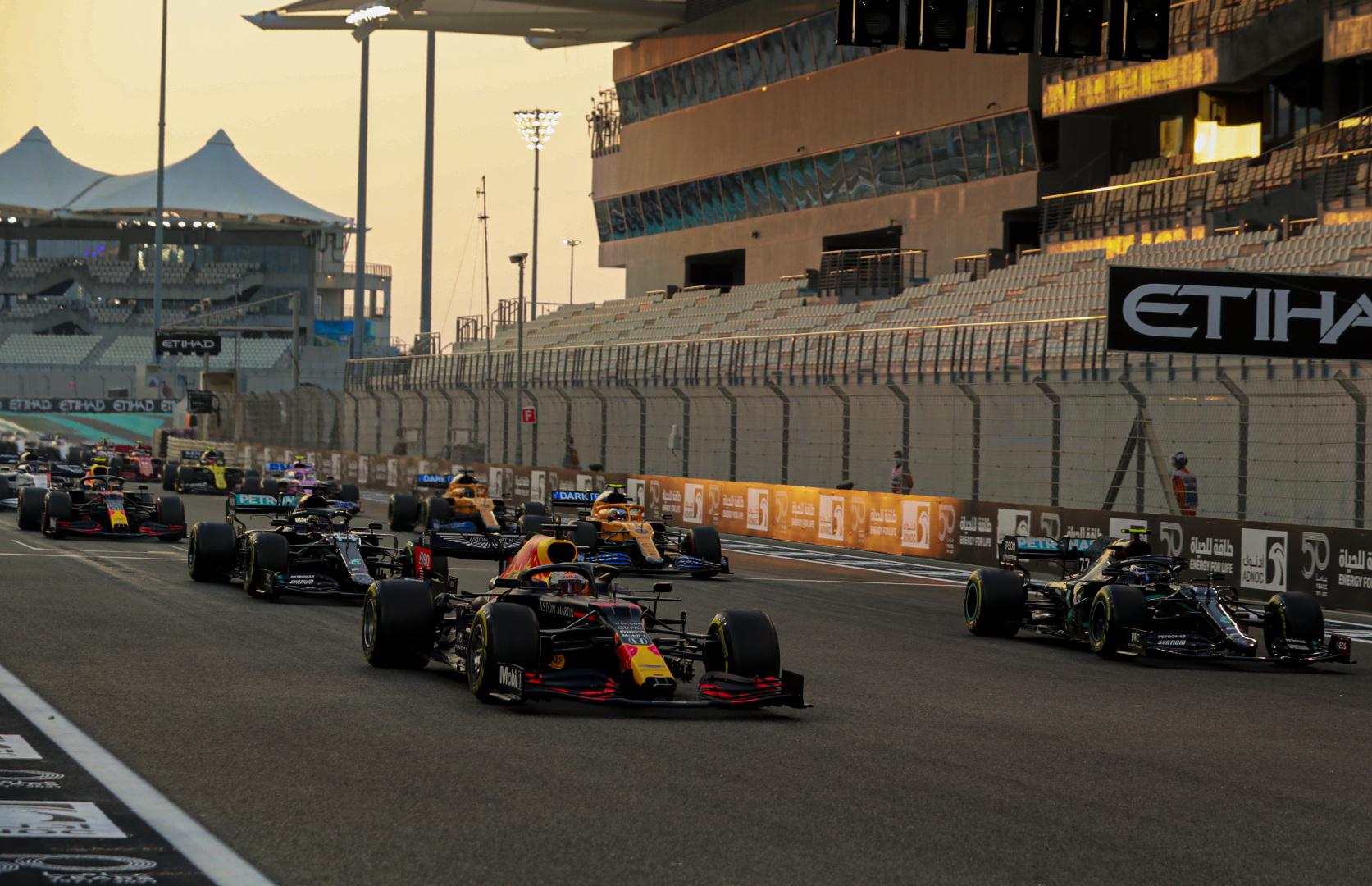 BANDERA AZUL – Análisis del Gran Premio de Abu Dabi 2020