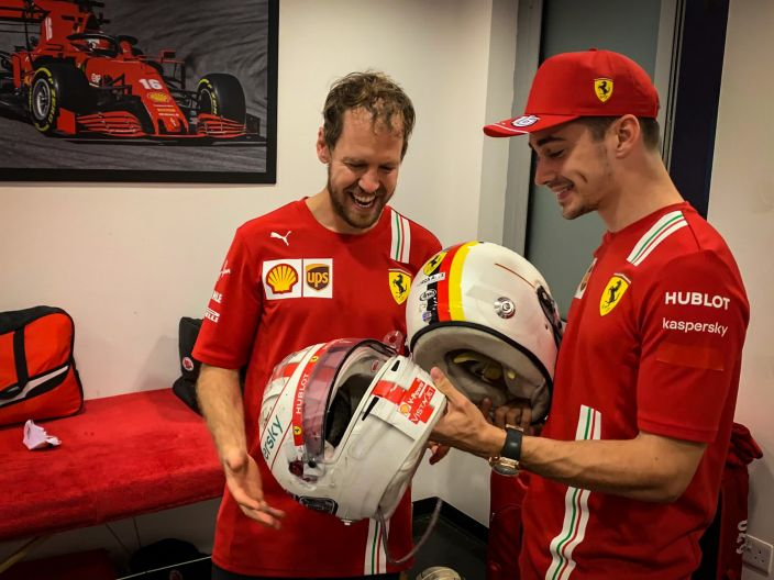 Domenicali advierte a Ferrari: podrían perder a Leclerc