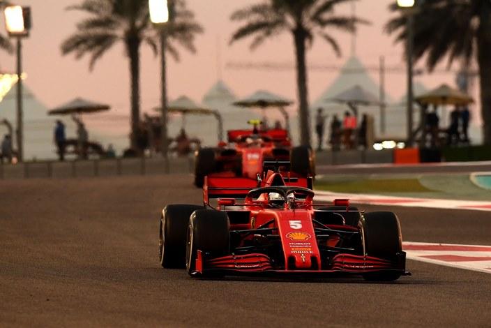 Domingo en Abu Dabi – Ferrari acaba la temporada sin puntos