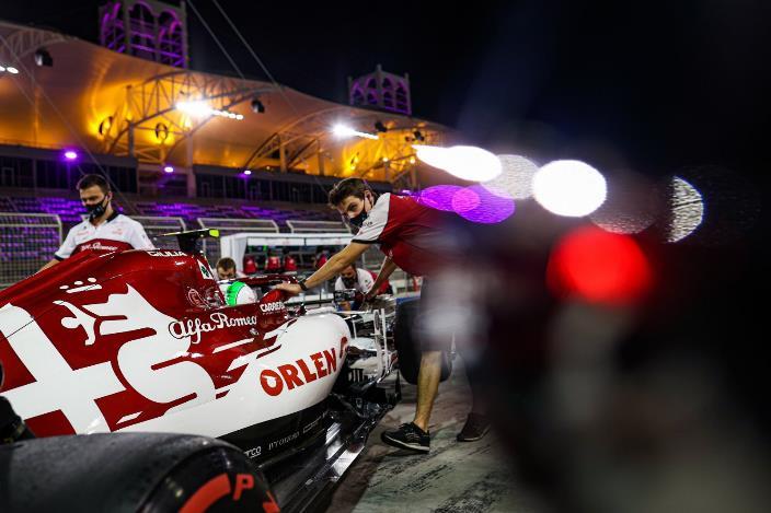 Domingo en Sakhir – Alfa Romeo se va otra vez sin puntos