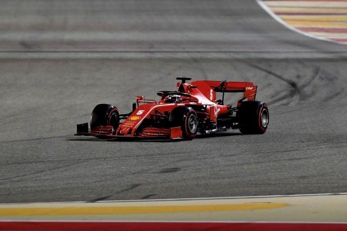 Domingo en Sakhir – Ferrari: Grave error de Leclerc con un Vettel desaparecido