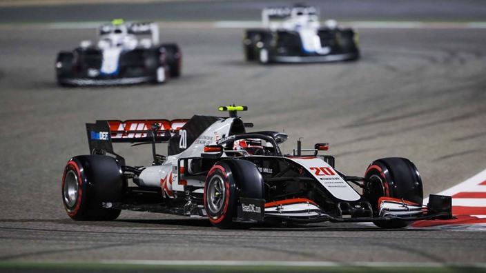 Domingo en Sakhir - Haas termina con sus dos coches, pero sin puntos nuevamente