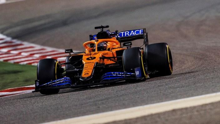 Domingo en Sakhir - McLaren, de nuevo a las puertas del podio con Sainz