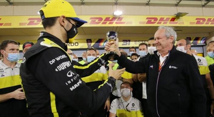 Jérôme Stoll dejará de presidir Renault Sport a finales de este año