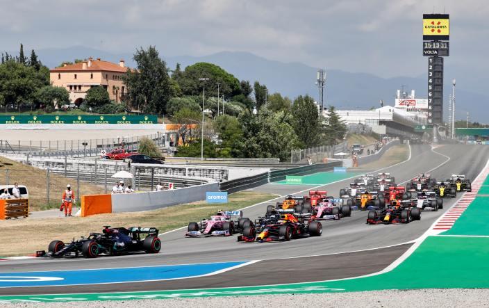 La Generalitat autoriza la firma del acuerdo para el Gran Premio de España en 2021