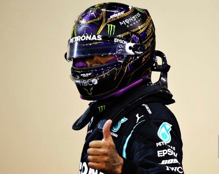 Lewis Hamilton augura un 2021 reñido con Red Bull