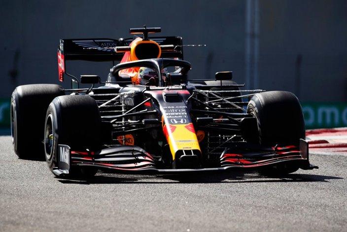 Libres 1 en Abu Dabi: Max Verstappen lidera la primera sesión de libres