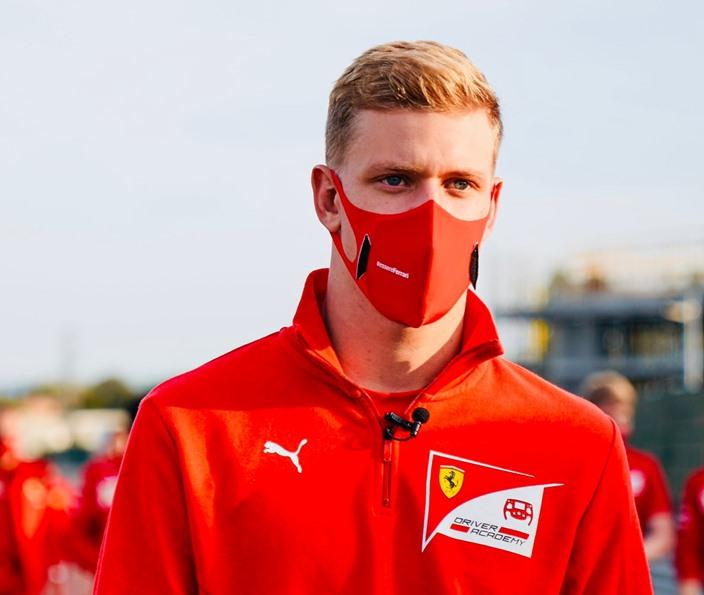Oficial: Mick Schumacher pilotará para Haas en 2021
