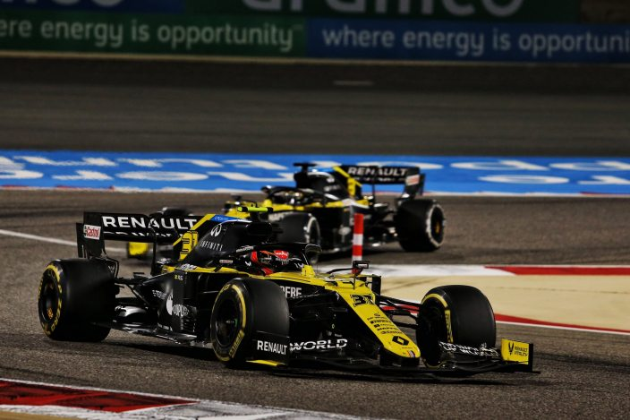 """Renault avisa: """"Es demasiado tarde para una congelación de motores en 2021"""""""