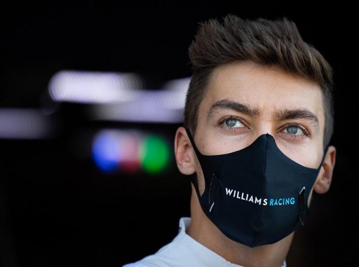 Russell se subirá al Mercedes de Hamilton para el GP de Sakhir y Aitken debutará con Williams