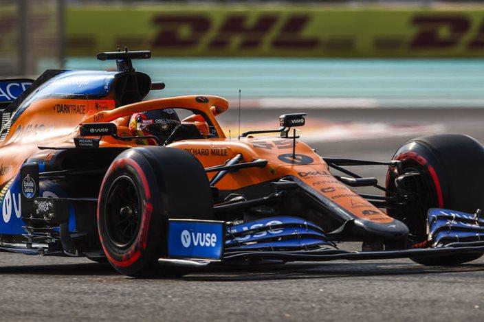 Sábado en Abu Dabi – McLaren: posiciones claves