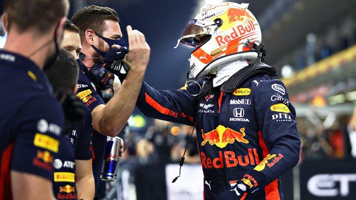 Sábado en Abu Dabi - Red Bull se lleva una increíble pole con Verstappen
