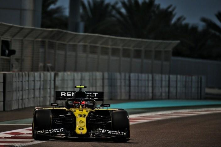 Sábado en Abu Dabi – Renault: Última clasificación decepcionante con los dos coches fuera de la Q3