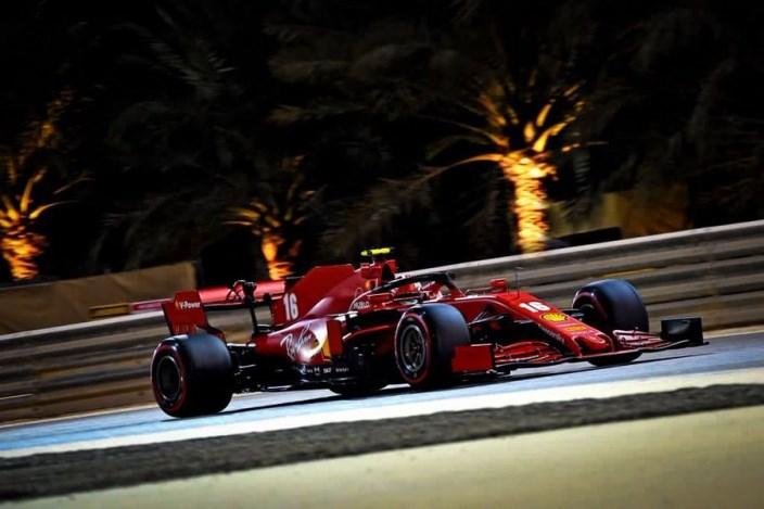 Sábado en Sakhir – Ferrari: Un estelar Leclerc salva los muebles en Maranello