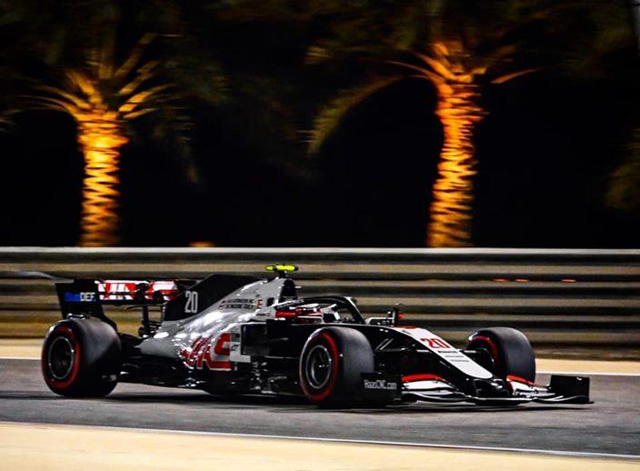 Sábado en Sakhir - Haas se queda en Q1 con sus dos monoplazas