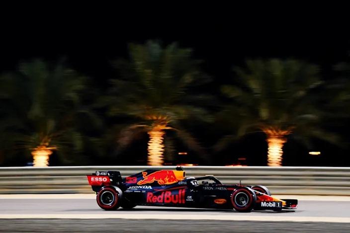 Sábado en Sakhir - Red Bull en segunda fila gracias a Verstappen